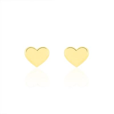 puce oreilles enfant coeur