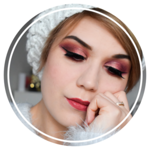 tutoriel maquillage facile noel soiree fete