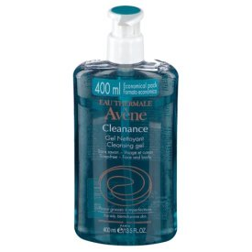 gel nettoyant acne avene