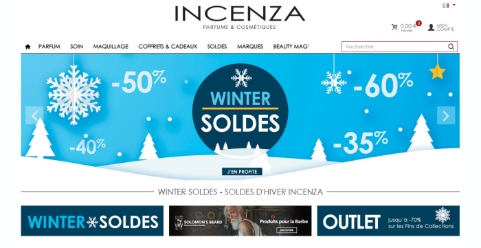 incenza site beauté maquillage cosmetique