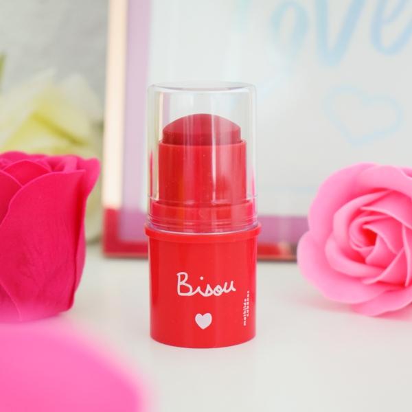 baume à lèvres coloré