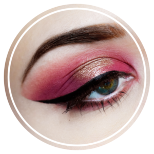Tutoriel maquillage Halo Eye avec la palette New Nude d'Huda Beauty