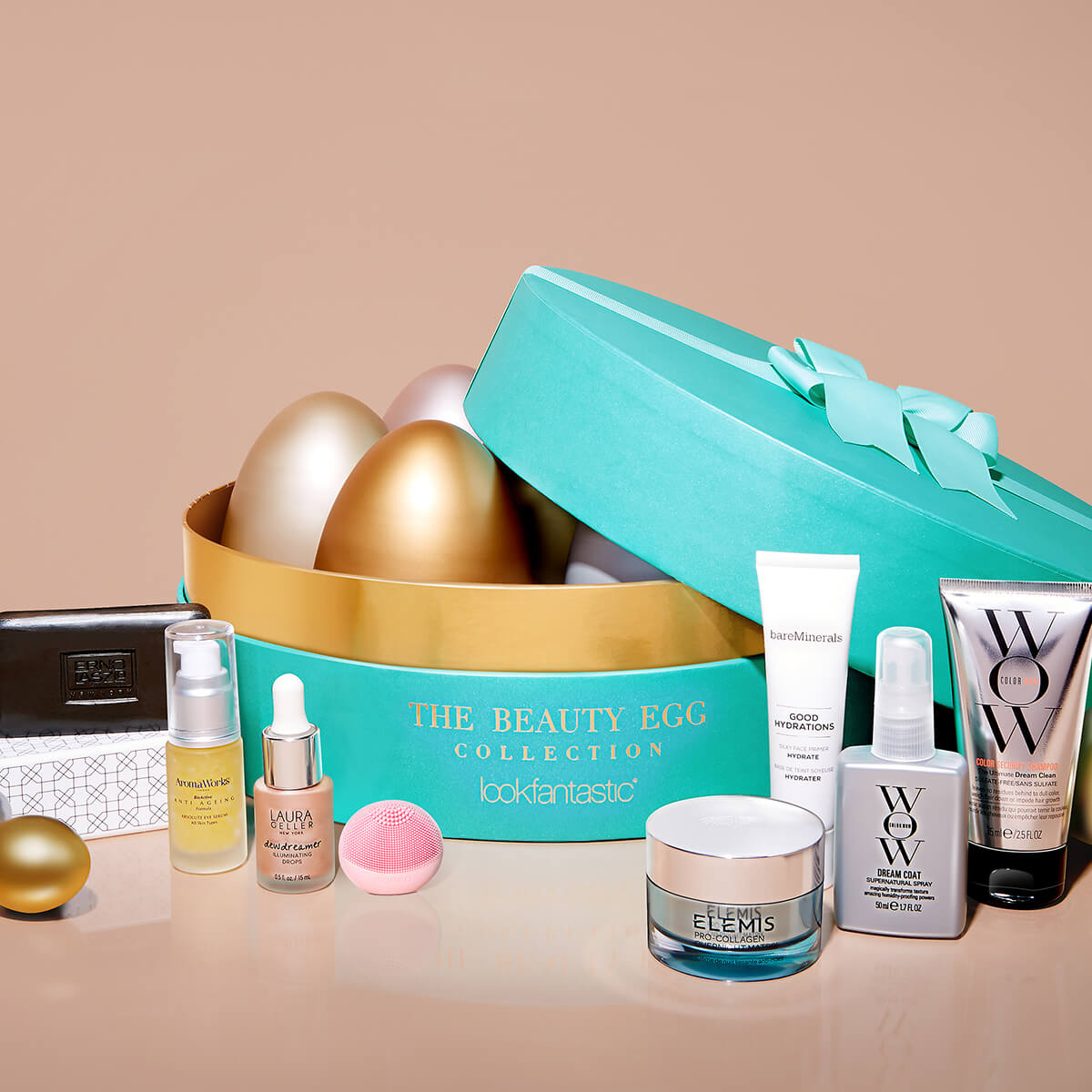 Beauty Egg collection 2019 look fantastic