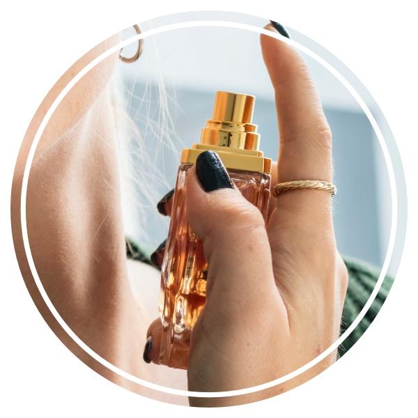 parfum type peau