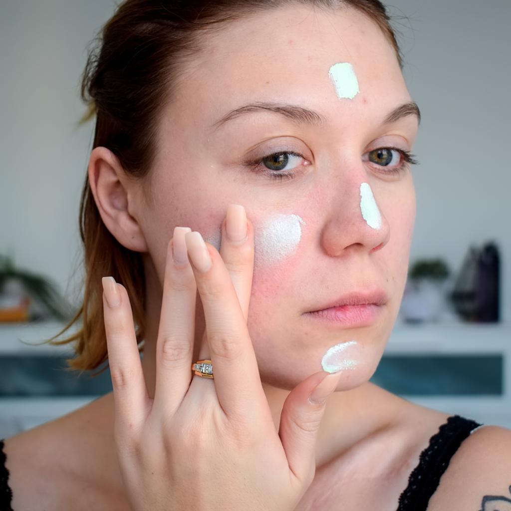 CC cream Erborian red correct avis revue peau acné imperfection-insta1