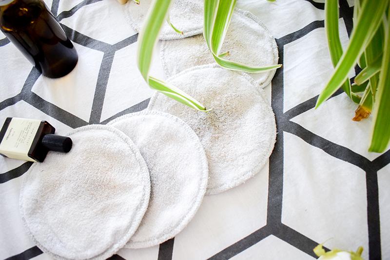 coton demaquillant lavable conseils pas cher economique zero dechet