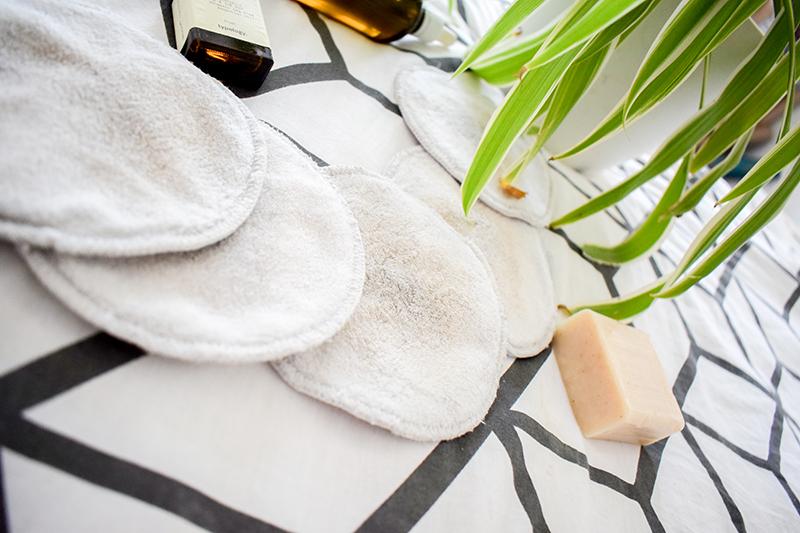 coton demaquillant lavable conseils pas cher economique zero dechet revue
