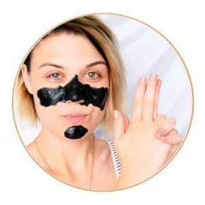 masque point noir maison ultra efficace